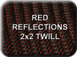 Red Reflections 2x2 Twill