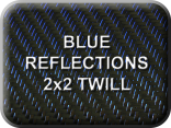 Blue Reflections 2x2 Twill