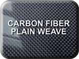 Carbon Fiber Plain Weave - Black
